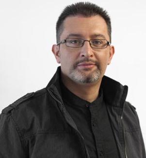 César Santiso, candidato de EU á alcaldía de A Coruña